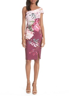 Ted Baker London Irlina Serenity Sheath Dress