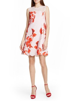 6ec0ce28ad8e5 On Sale today! Ted Baker Ted Baker London Sarahe Floral Fit   Flare ...