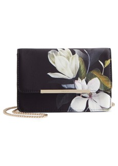 Ted Baker London Jacala Bar Floral Crossbody Bag