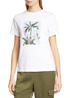 Ted Baker London Jacqi Pistachio Graphic Tee