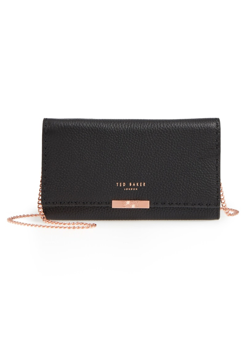 1f930a61c41 SALE! Ted Baker Ted Baker London Janet Leather Crossbody Matinée ...