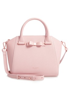 Ted Baker London Janne Bow Leather Tote