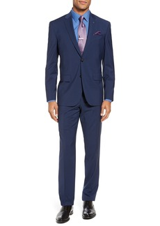 Ted Baker London Jay Trim Fit Stretch Wool Suit
