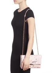 48c5430ea23 Ted Baker Ted Baker London Jayy Soft Blossom Leather Crossbody Bag