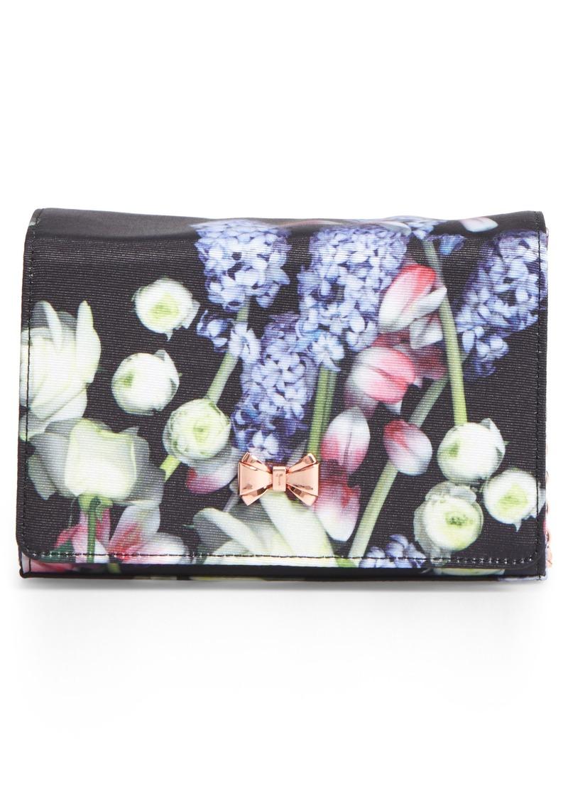 Ted Baker London Jenniee Kensington Floral Bow Clutch