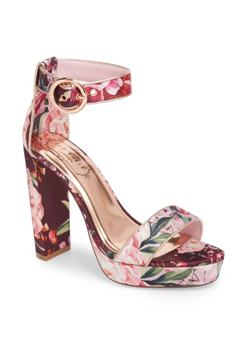 7563ca8ce5b Ted Baker Ted Baker London Jewll Ankle Strap Sandal (Women)