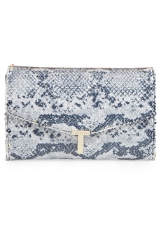 Ted Baker London Johanaa Flip Sequin Clutch