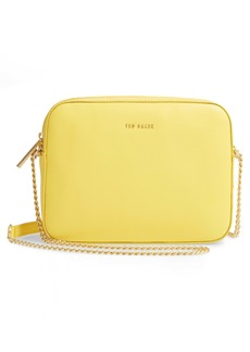 Ted Baker London Judithh Bow Detail Leather Crossbody Bag