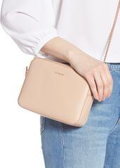 Ted Baker London Judithh Bow Detail Leather Crossbody Bag