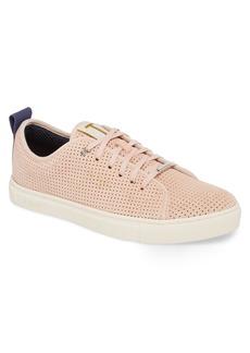 Ted Baker London Kaliix Perforated Low Top Sneaker (Men)