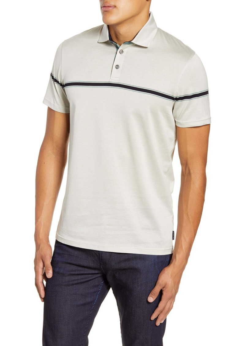 Ted Baker London Kargo Slim Fit Polo