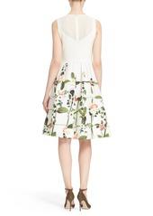 Ted Baker London 'Karolie - Secret Trellis' Sleeveless Dress