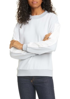 Ted Baker London Keelee Piping Details Crewneck Top