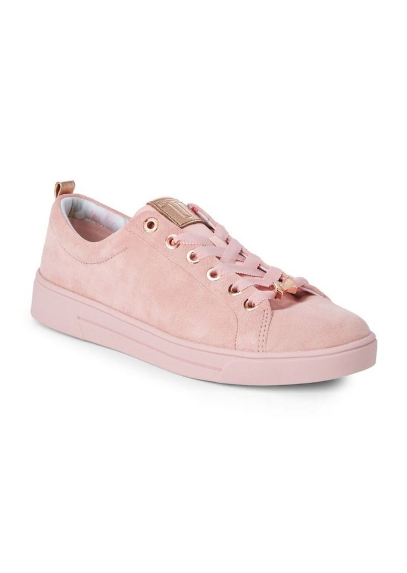05d4a0a74c820e Ted Baker Ted Baker London Kelleis Suede Sneakers