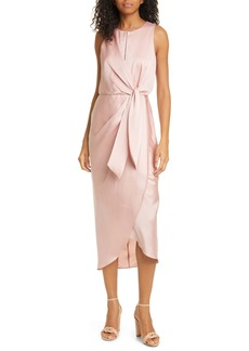 Ted Baker London Keyhole Sleeveless Dress