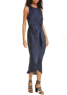 Ted Baker London Keyhole Sleeveless Dress