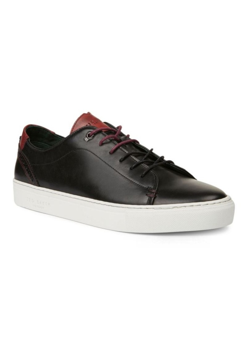 6fd558ca Ted Baker Ted Baker London King Leather Flatform Sneakers | Shoes