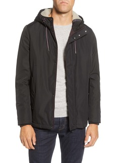 Ted Baker London Kinvara Slim Fit Hooded Jacket