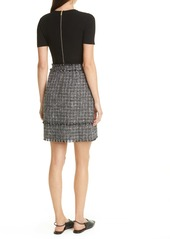 Ted Baker London Klaudid Bouclé Minidress