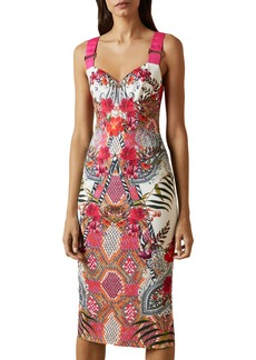 Ted Baker London Kloeey Samba Body-Con Dress