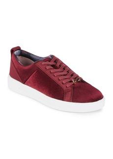 Ted Baker London Kulei Velvet Sneakers