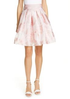 Ted Baker London Laiiya Jacquard Skirt