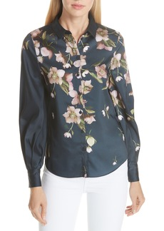 Ted Baker London Laniie Arboretum Blouse