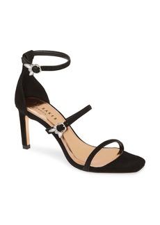 Ted Baker London Lanoraa Ankle Strap Sandal (Women)