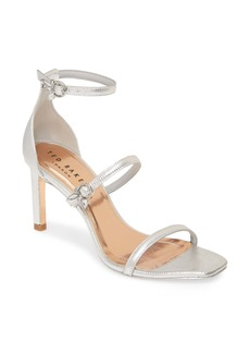 Ted Baker London Lanoral Ankle Strap Sandal (Women)