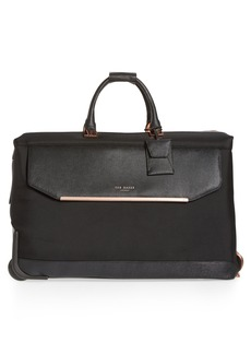Ted Baker London Large Albany Rolling Duffel Bag