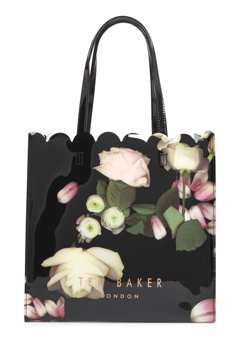 fb4fe7eed9accc Ted Baker Ted Baker London Large Coracon Kensington Floral Tote ...