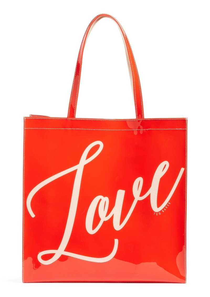 36ba5bbb50380e Ted Baker Ted Baker London Large Love Icon Reversible Tote