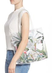 Ted Baker London Large Pistachio Print Icon Tote