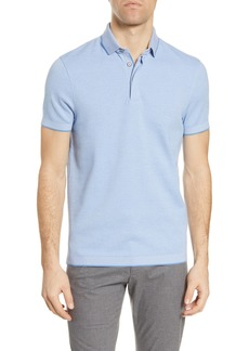 Ted Baker London Lateone Slim Fit Short Sleeve Polo