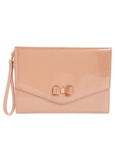 Ted Baker London Laurea Sparkle Envelope Clutch