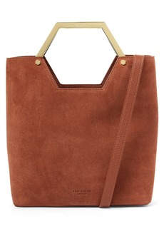 Ted Baker London Layah Leather Tote