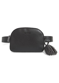 Ted Baker London Leather Belt Bag