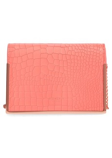 Ted Baker London Leather Crossbody Bag