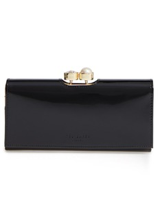 Ted Baker London Leather Matinée Wallet