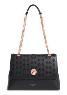 Ted Baker London Leather Shoulder Bag