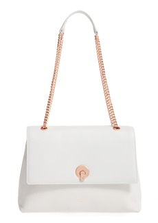 Ted Baker London Leather Shoulder Bag