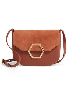 Ted Baker London Lenah Leather Crossbody Bag