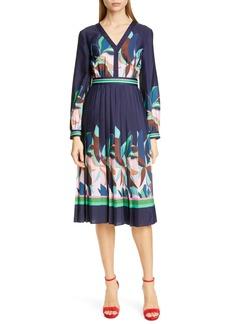 Ted Baker London Leonore Supernatural Fit & Flare Dress