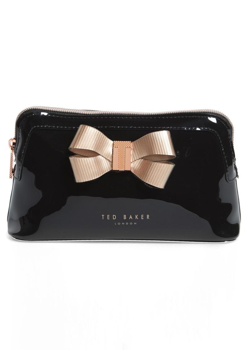 2aa569efa8b Ted Baker Ted Baker London Lezlie Bow Makeup Bag | Handbags