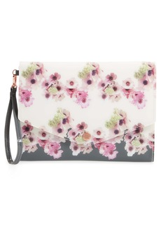 Ted Baker London Lilyani Neopolitan Envelope Pouch