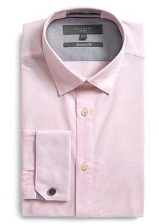 Ted Baker London Lionn Modern Fit Print Dress Shirt