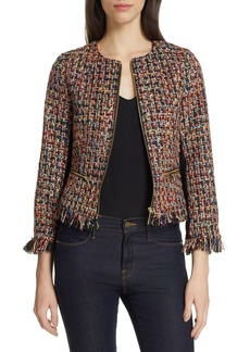 Ted Baker London Lorella Tweed Jacket