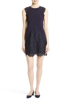 Ted Baker London Luccia Lace Border Dress