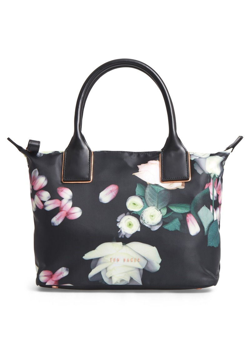 7dfd8ae025 Ted Baker Ted Baker London Lunah Kensington Small Floral Tote | Handbags