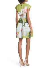 448990d9144ab Ted Baker London Lynetta Skater Dress Ted Baker London Lynetta Skater Dress